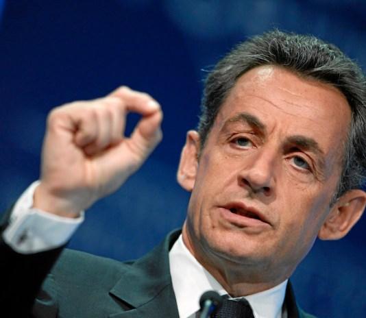 Nicolas Sarkozy, former President of France