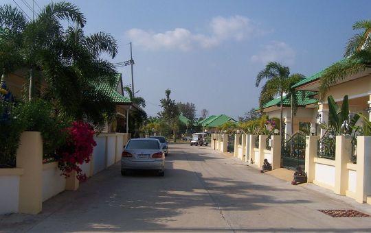Nong Prue in Bang Lamung District, Chon Buri