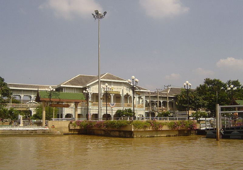 The former Nonthaburi Provincial Hall now used as museum