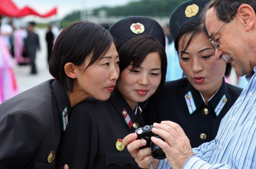 North Korean Crackdown on Cellphone Use Causes Spike in Corruption