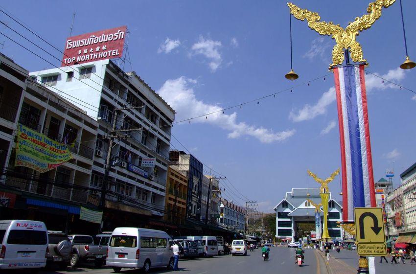 Conflict over trucks operating between Thailand and Myanmar