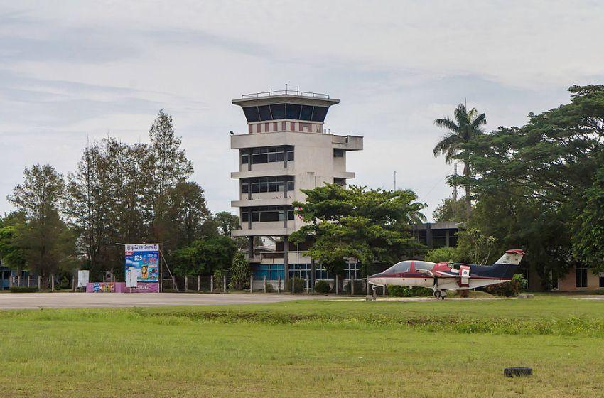 Old Chiang Rai Airport