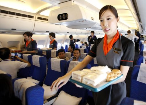 PC Air was the first airline in Thailand to hire Transgender staff
