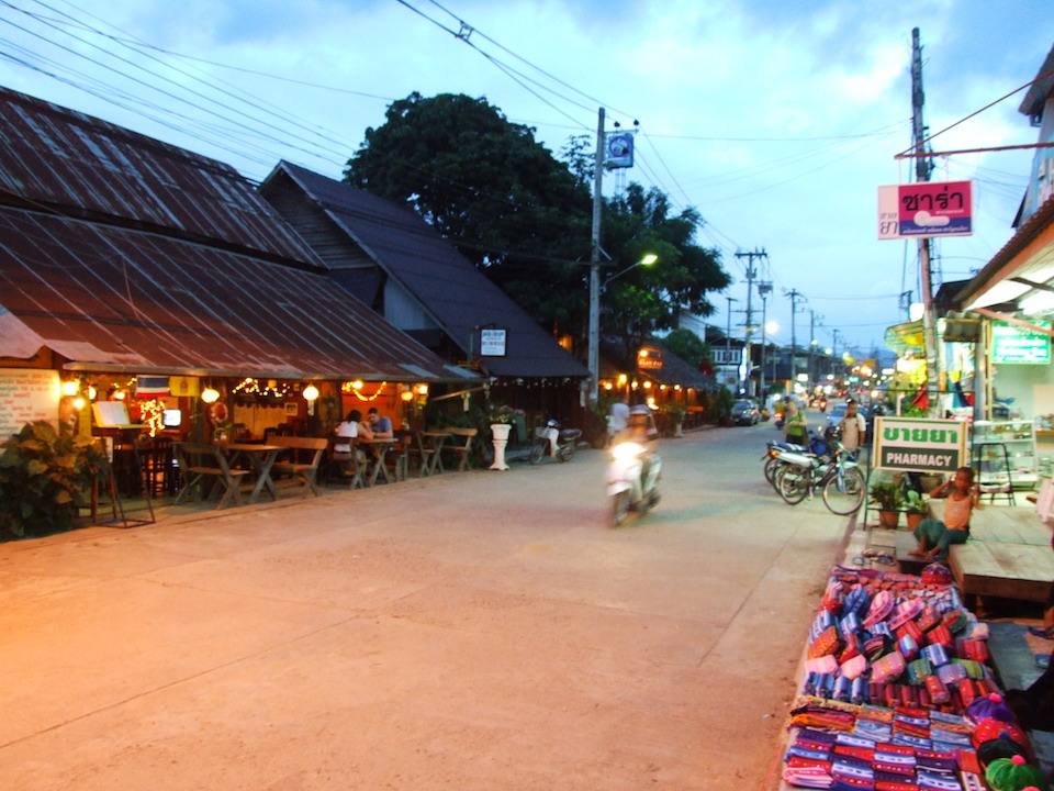 Pai in Northern Thailand