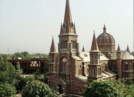Sacred Heart Cathedral, Lahore