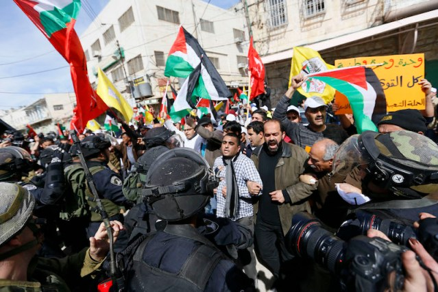 The Palestinian Violence is Not Spontaneous