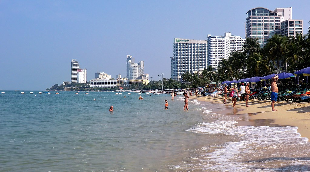 Pattaya Beach, Chonburi