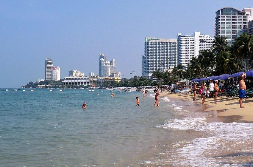 Pattaya Beach, Chonburi