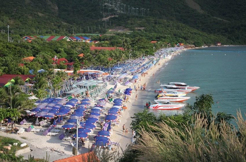 Koh Larn beach, Pattaya