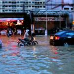 Flooding in Pattaya
