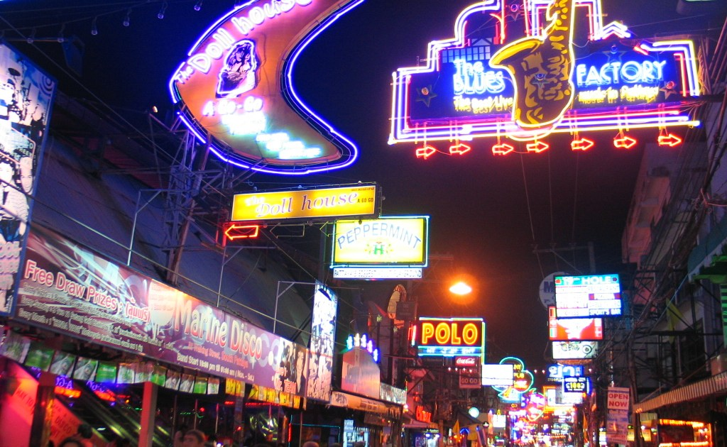 Pattaya at Night