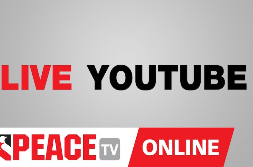 Peace TV to be unplugged for one month