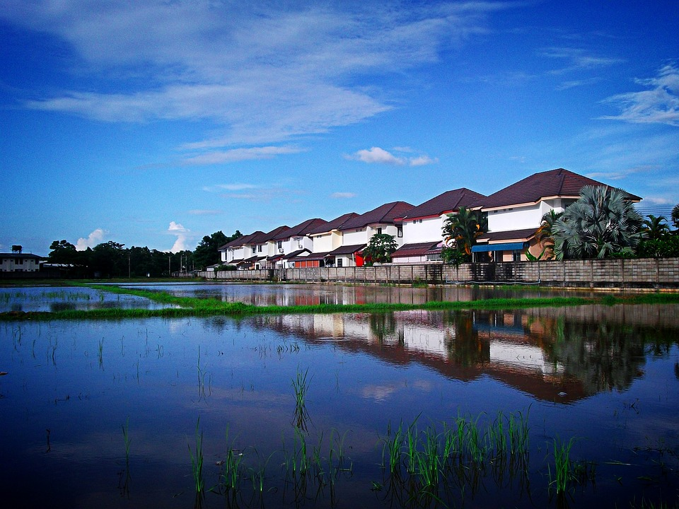 Houses in Phayao Province
