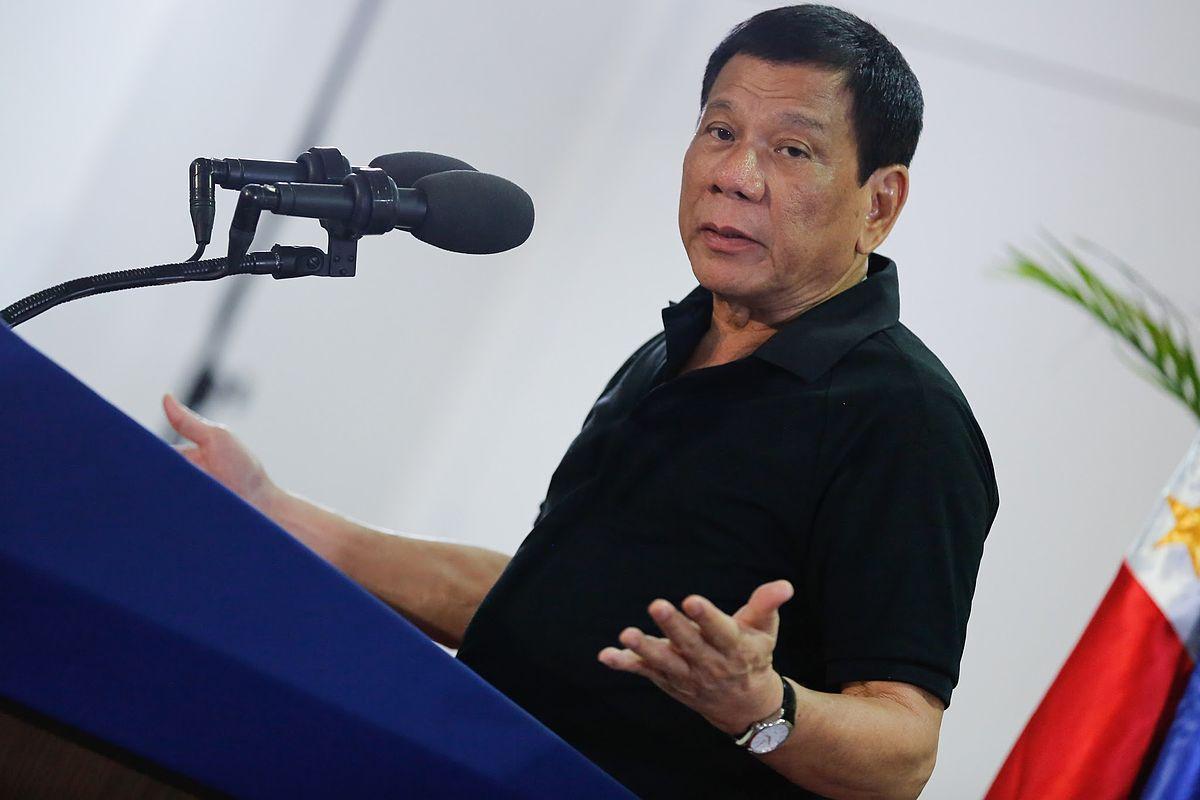 Philippines' President Duterte Says He's Retiring From Politics
