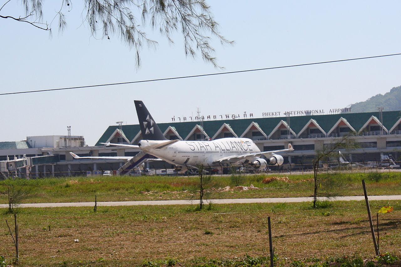 Phuket Airport prepares for international visitors