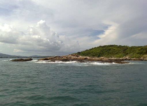 View of Bon Island in Phuket