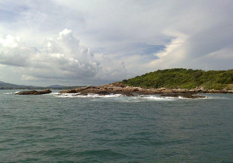 View of Bon Island in Phuket