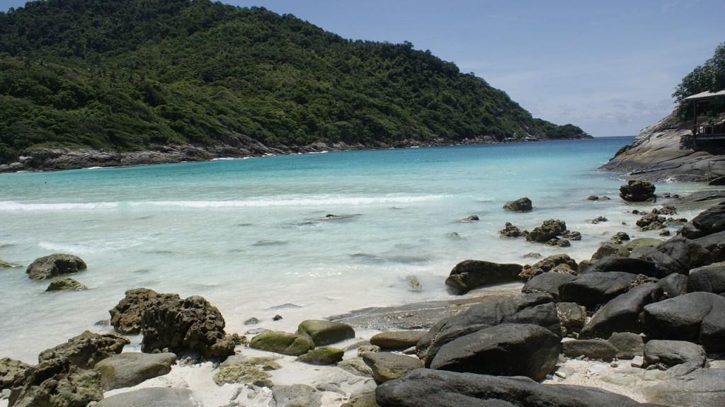 Koh Racha Yai Island in Phuket