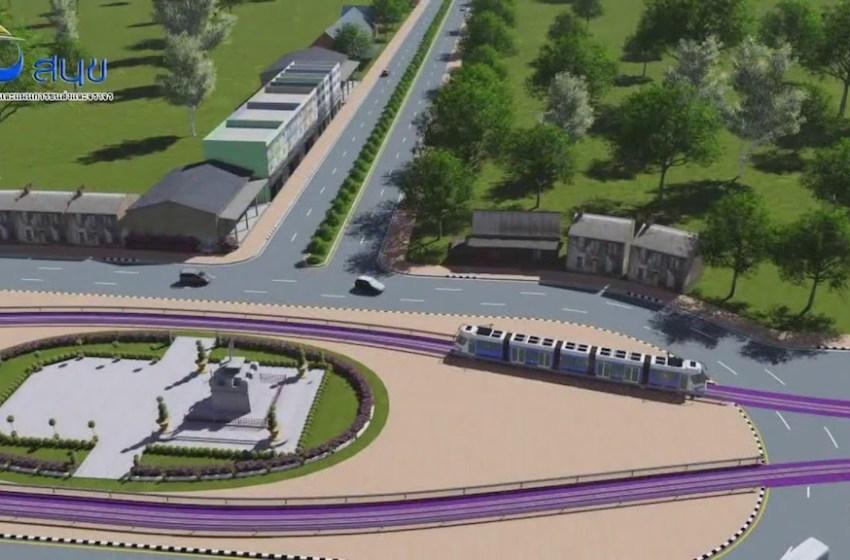 Bids for Phuket light-rail to open next year