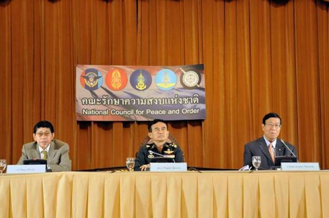 Government approves 3% pay raise for NCPO officials