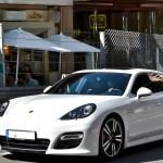Porsche Panamera GTS sports car