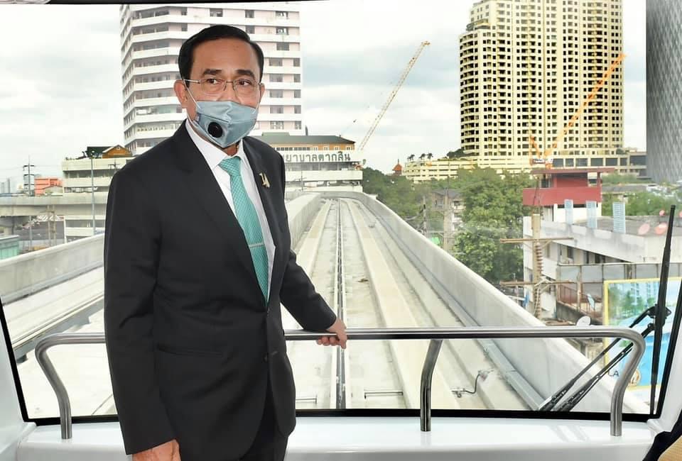Rift threatens Prayut's future