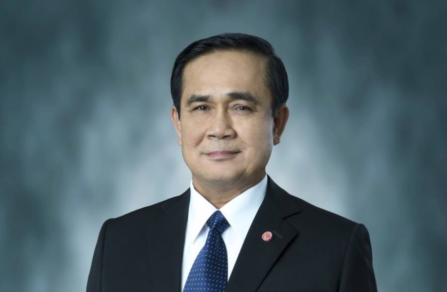 Prime Minister of Thailand Gen. Prayut Chan o-cha
