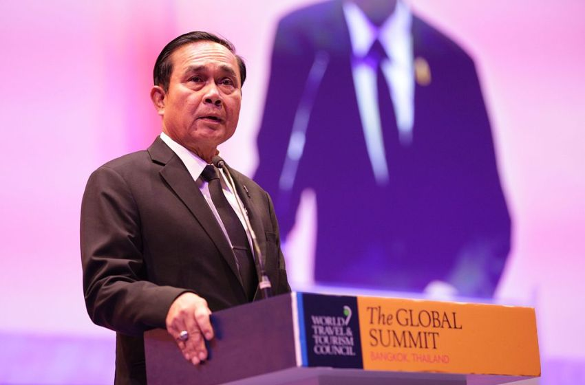 General Prayut affirms govt's commitment towards human rights policies