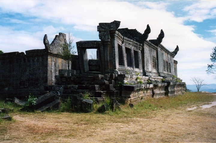 The Preah Vihear Temple