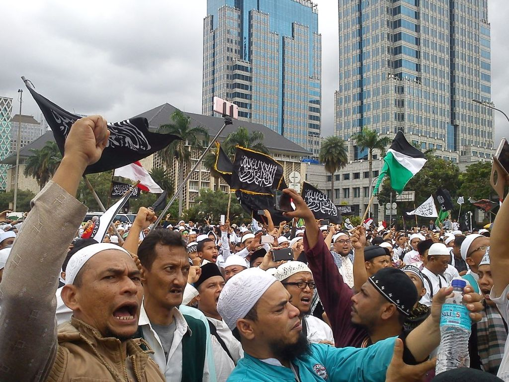 Protests against Basuki Tjahaja Purnama, Christian governor of Jakarta