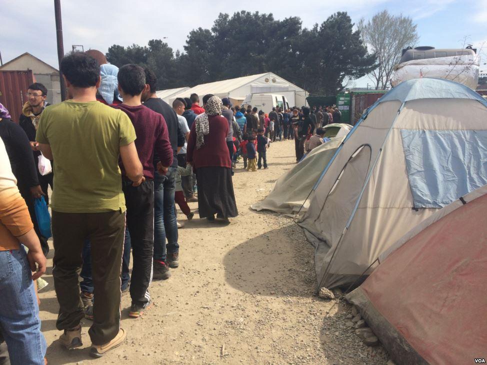 Greece quarantines second migrant camp after Coronavirus case confirmed