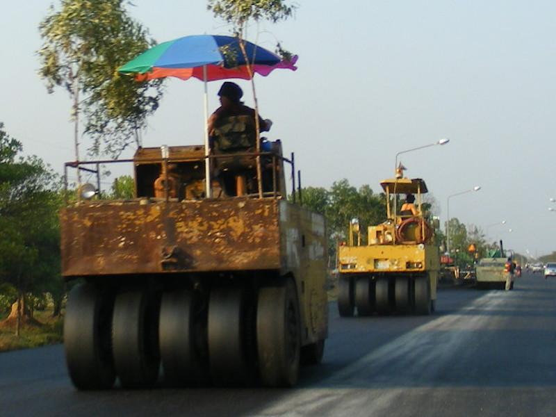 Bang Pa In-Nakhon Ratchasima motorway progressing ahead of schedule