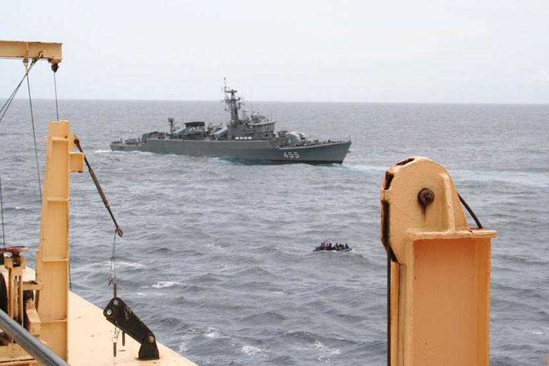 Royal Thai Navy frigate HMTS