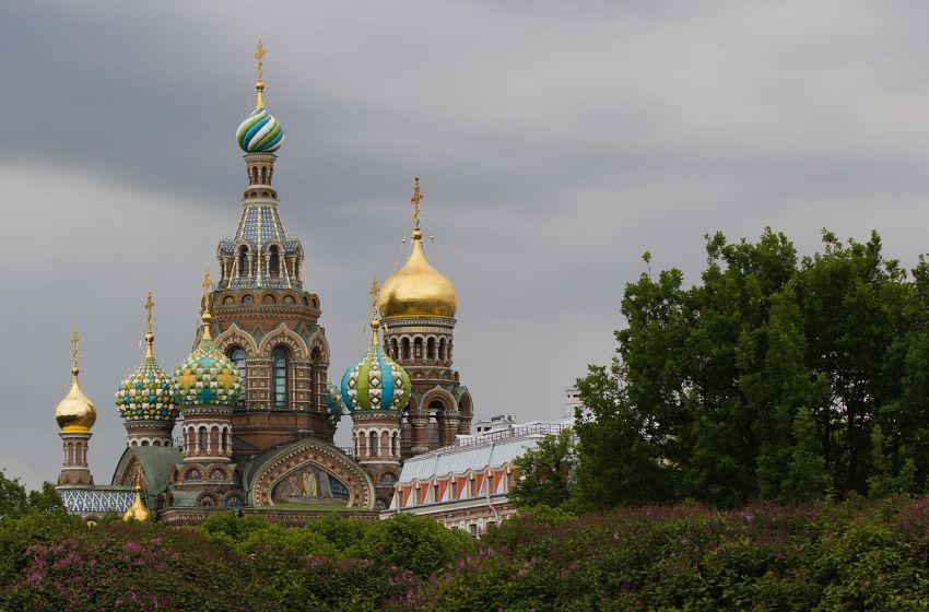 Church in St.Petersburg
