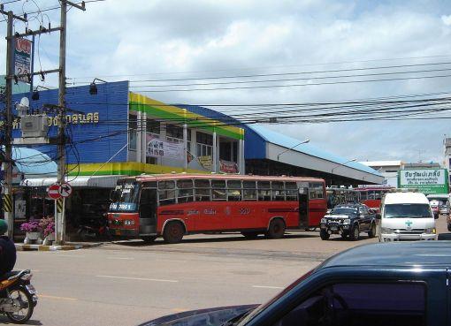 Sakon Nakhon road