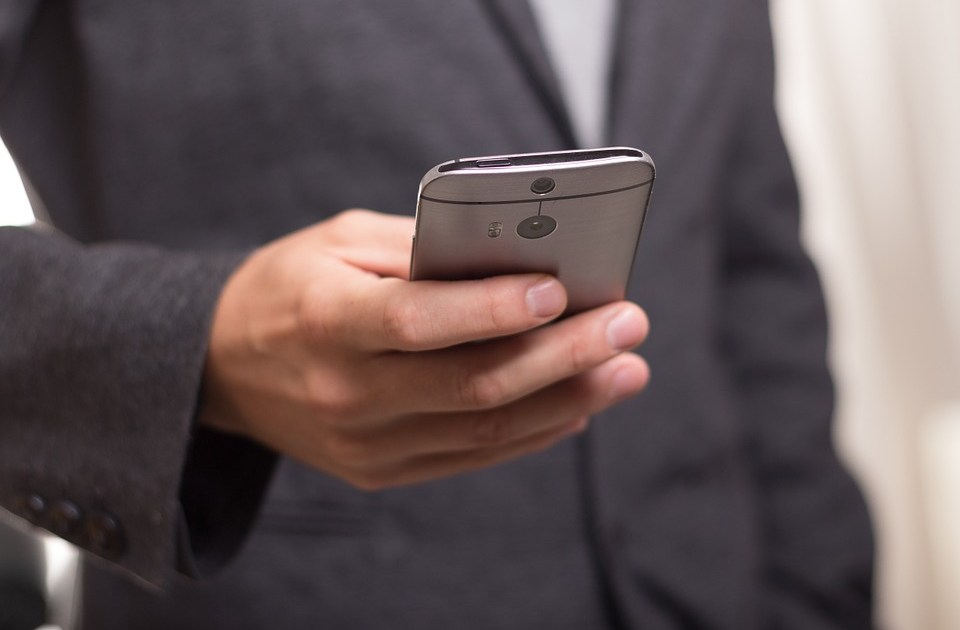 Samsung Galaxy mobile phone
