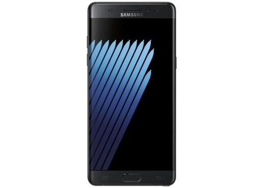 Samsung Galaxy Note 7 smartphone