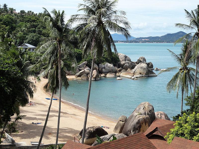 Coral Cove Beach, Koh Samui