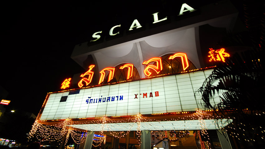 Final curtain call for Bangkok's Scala theatre this Sunday
