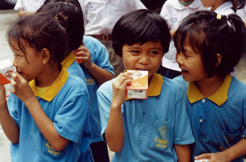 Thai Milk apologizes over spoiled milk delivered to school