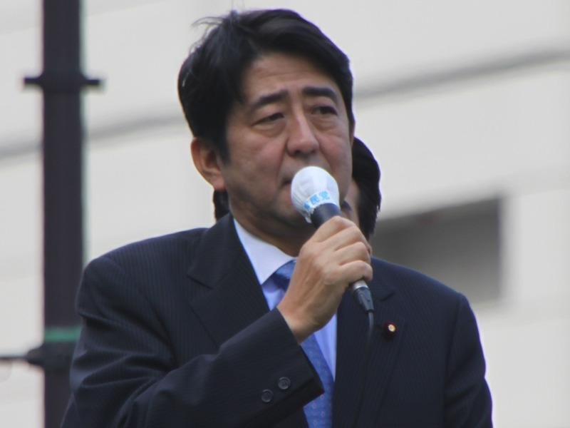 Japanese Prime Minister Abe Wins Big in National Elections