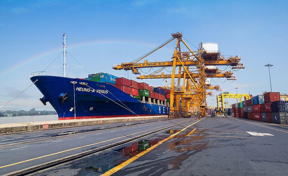 Five Thai cargo ship crewmen missing in the sea off Taiwan