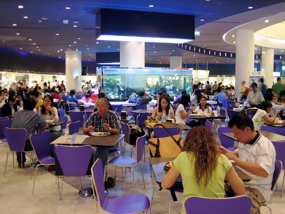 Siam Paragon Food Hall