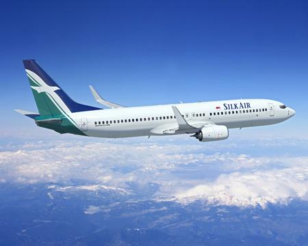 Silk Air SLK 737-800