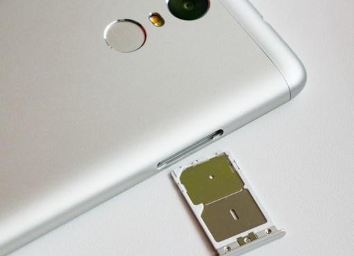 :Xiaomi Redmi Note 3 dual SIM card