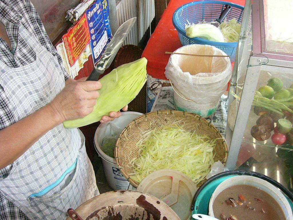 KMIT introduces three innovations to improve Thailand's street food