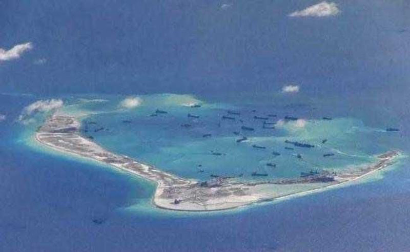 The South China Sea and its island chains are experiencing rising escalation and tension first hand. The situation is alarming owing to the shifted axis of power, concerning for the smaller states in South East Asia and a major threat to their territorial sovereignty.