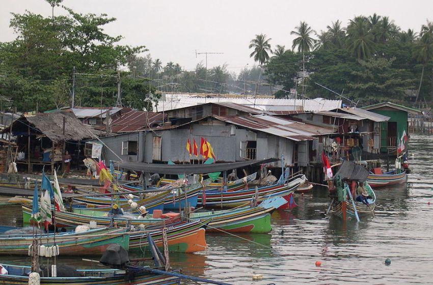 Naratiwat in Thailand's Deep South