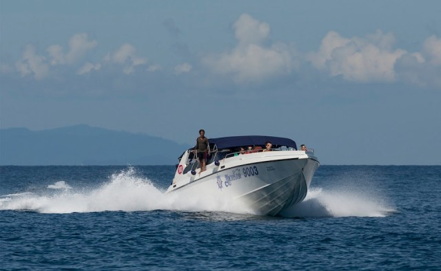 Diver hit by boat propeller north of Phuket, boat captain sought by police