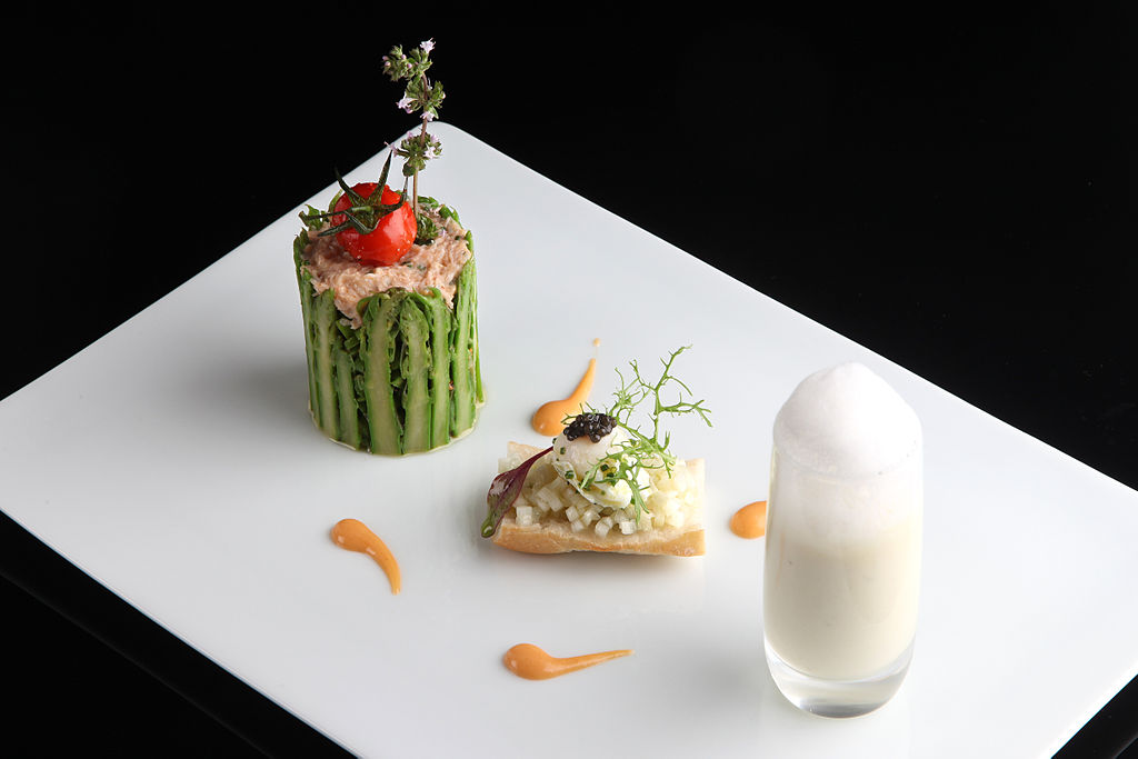 Vertig'O Michelin star restaurant in Geneve